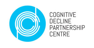 Cognitive decline partenership centre logo