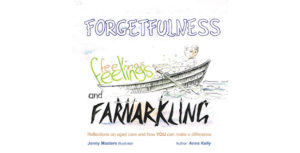 book cover forgetfulness feelings and farnarkling
