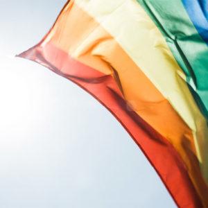 course pill lgbti pride flag