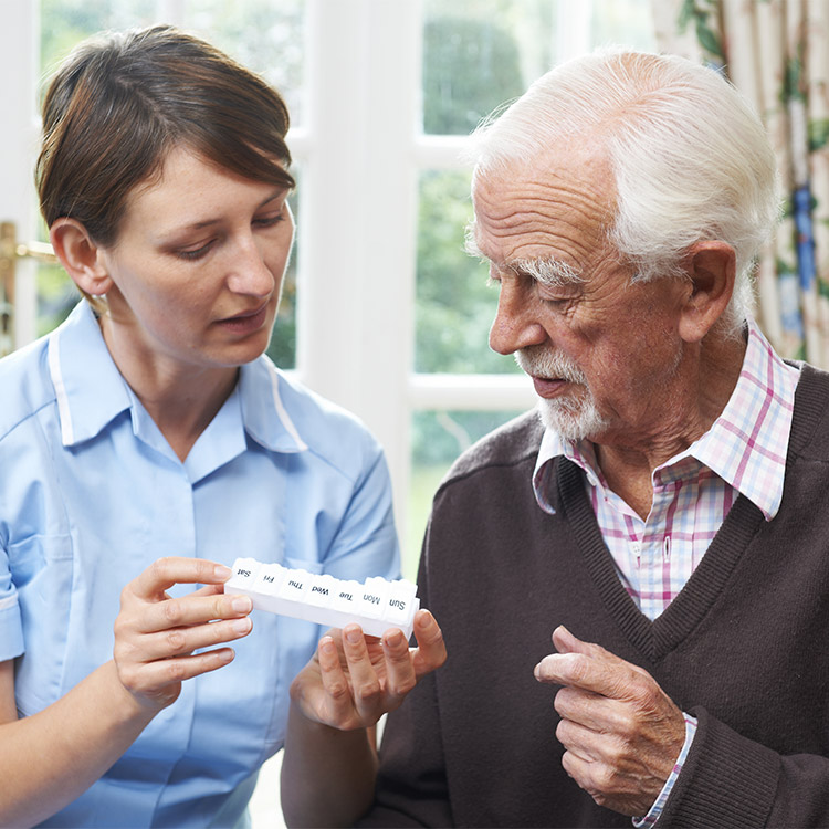 Management of antipsychotic medications for responsive behaviour in residential aged care