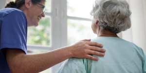 montessori-nurse-helping-patient