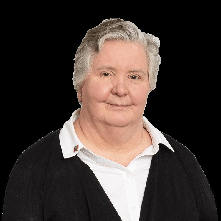 Dr Margaret Winbolt