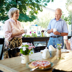 Creating supportive environments for people living with dementia