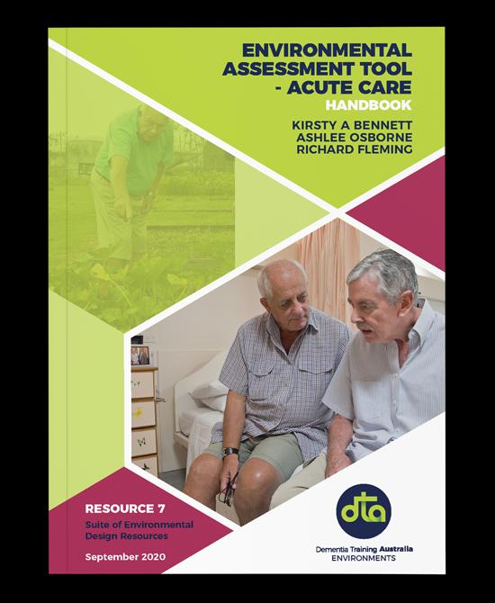 Environmental Assessment Tool Acute Care EAT AC HandbookEAT AC cover