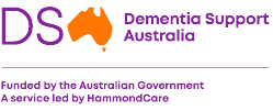 dsa dementia support australia logo