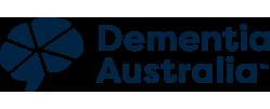 logo dementia australia DA