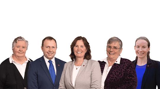DTA leadership team